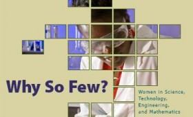 Click the image for a free download of AAUW's Why So Few research report. Great recommendations to promote gender equity in STEM!