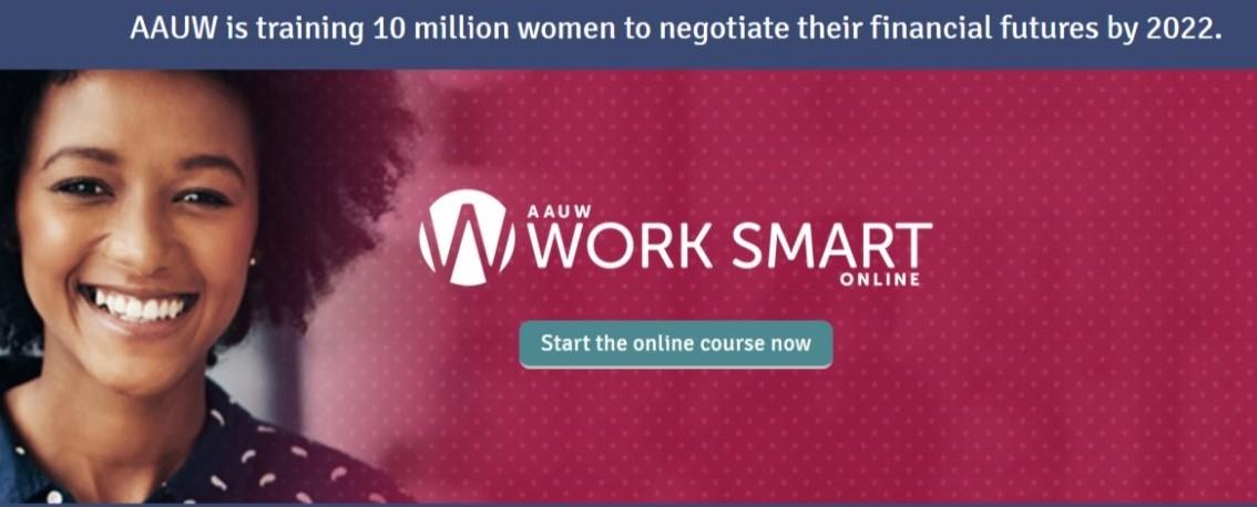 AAUW Work Smart Online